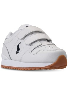 Ralph Lauren: Polo Polo Ralph Lauren Toddler Boys' Oryion Ez Casual Sneakers from Finish Line