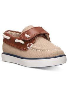 Ralph Lauren: Polo Polo Ralph Lauren Toddler Boys' Sander Ez Casual Sneakers from Finish Line