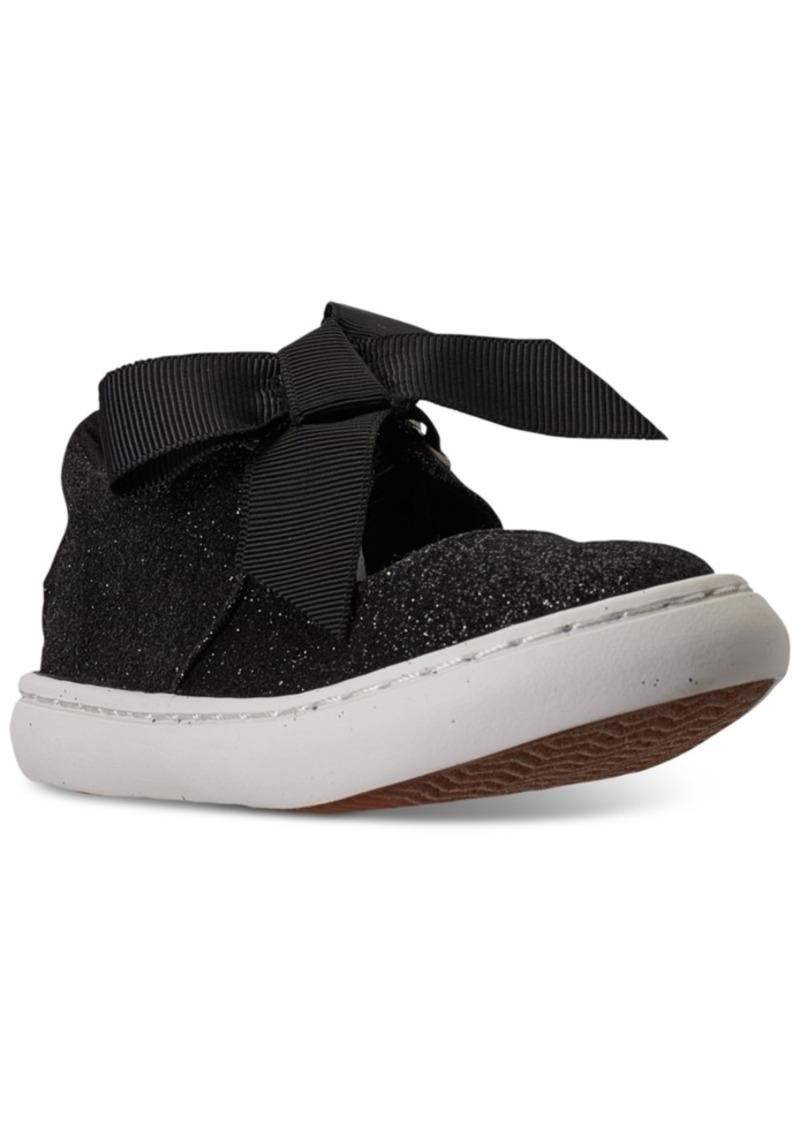 Ralph Lauren: Polo Polo Ralph Lauren Toddler Girls Braylon Mary Jane Casual Sneakers from Finish Line