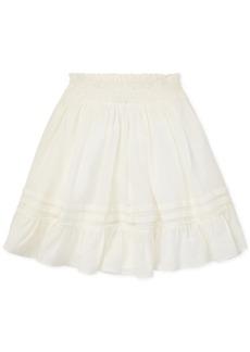 Ralph Lauren: Polo Polo Ralph Lauren Little Girls Ruffled Skirt