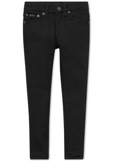 Ralph Lauren: Polo Polo Ralph Lauren Toddler Girls Tompkins Skinny Jeans