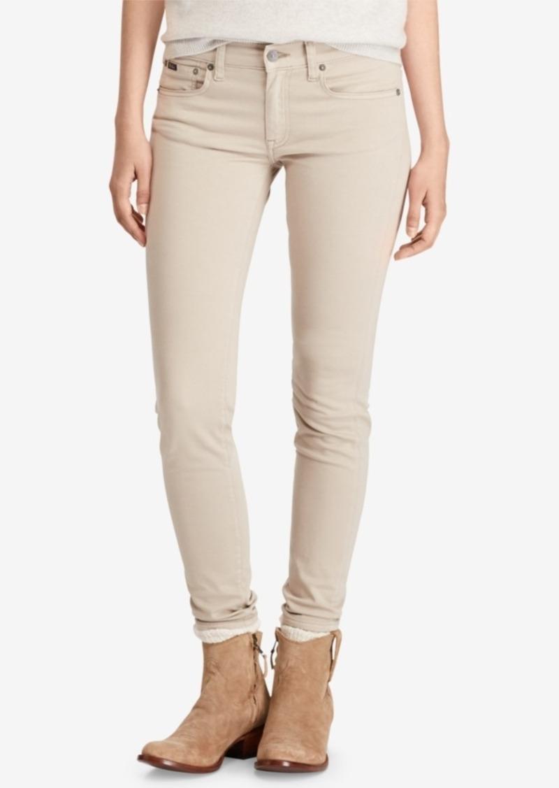 64bf460f60 Polo Ralph Lauren Tompkins Skinny Jeans