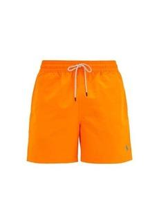 Ralph Lauren Polo Polo Ralph Lauren Traveler logo-embroidered swim shorts