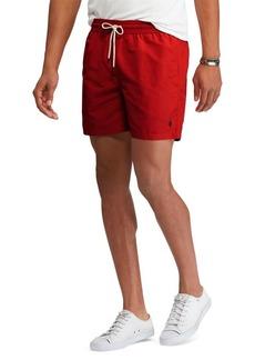 cc150b1074a04 Ralph Lauren Polo Polo Ralph Lauren 5.75-Inch Traveler Swim Trunks