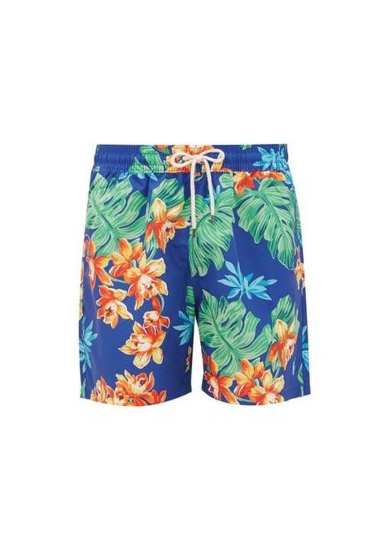 Ralph Lauren Polo Polo Ralph Lauren Tropical-print swim shorts