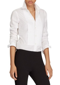 Ralph Lauren: Polo Cotton Tuxedo Shirt
