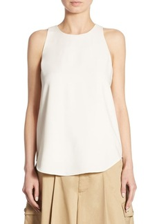 Ralph Lauren: Polo Polo Ralph Lauren Twill Sleeveless Top
