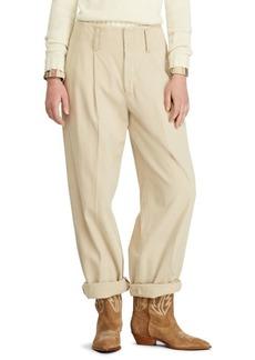 Ralph Lauren: Polo Polo Ralph Lauren Twill Straight Pants