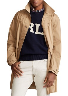 Ralph Lauren Polo Polo Ralph Lauren Twill Walking Coat
