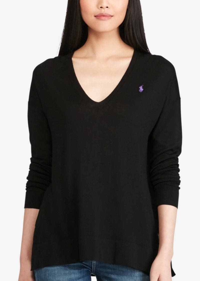 Ralph Lauren: Polo Polo Ralph Lauren V-Neck Sweater