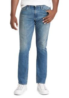Ralph Lauren Polo Polo Ralph Lauren Varick Slim Straight Jean in Blue