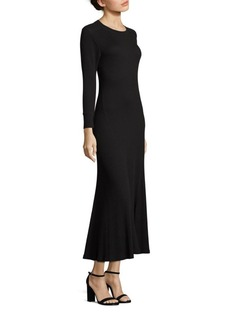 Ralph Lauren: Polo Waffle-Knit Maxi Dress