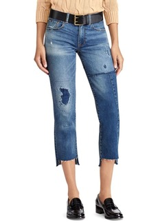 Ralph Lauren: Polo Polo Ralph Lauren Waverly Cropped Jeans
