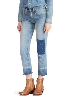 Ralph Lauren: Polo Waverly Cropped Jeans