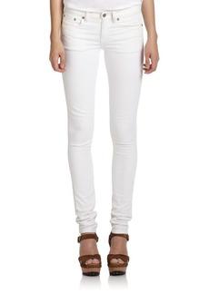 Ralph Lauren: Polo Polo Ralph Lauren White Skinny Jeans
