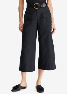 Ralph Lauren: Polo Polo Ralph Lauren Wide-Leg Cargo Pants