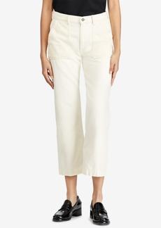 Ralph Lauren: Polo Polo Ralph Lauren Wide-Leg Pants