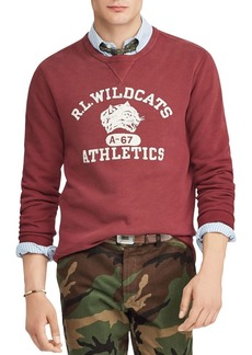 Ralph Lauren Polo Polo Ralph Lauren Wildcats Graphic Fleece Sweatshirt