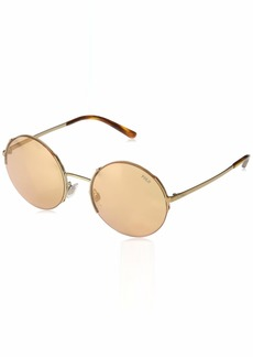 Ralph Lauren: Polo Polo Ralph Lauren Women's 0ph3120 0PH3120 Non-polarized Iridium Round Sunglasses  0 mm