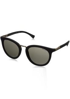Ralph Lauren: Polo Polo Ralph Lauren Women's 0RA5207 Round Sunglasses  52 mm