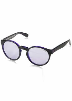 Ralph Lauren: Polo Polo Ralph Lauren Women's PH4101 Round Sunglasses