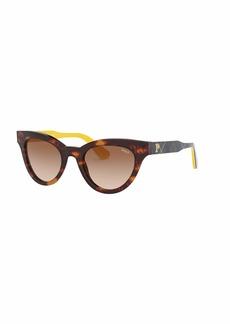 Ralph Lauren: Polo Polo Ralph Lauren Women's PH4157 Cat Eye Sunglasses