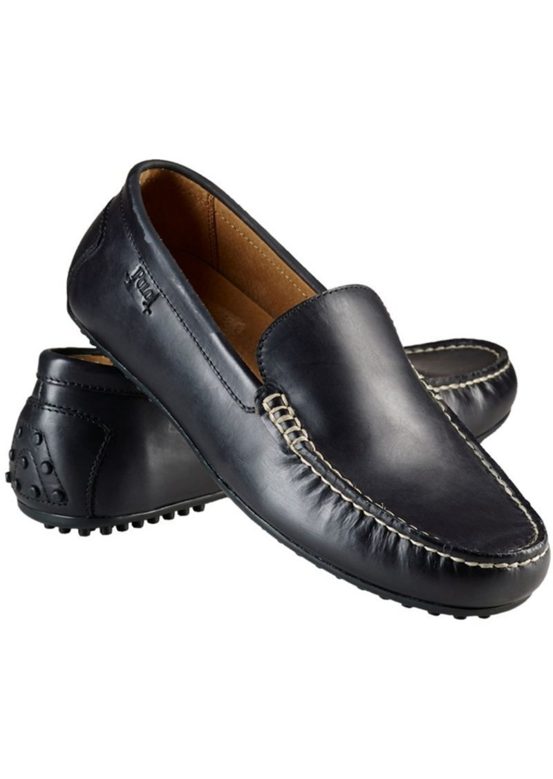 Ralph Lauren Polo Polo Ralph Lauren Woodley Leather Loafers