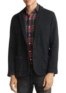 Ralph Lauren Polo Polo Ralph Lauren Wool-Blend Blazer Cardigan