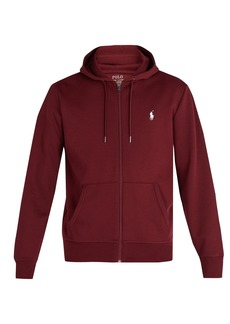 Ralph Lauren Polo Polo Ralph Lauren Zip-through hooded performance sweatshirt
