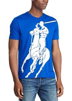 Ralph Lauren Polo Polo Ralph Lauren Men's Polo Sport Performance Big Pony T-Shirt