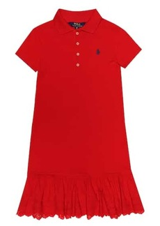 Ralph Lauren: Polo Polo stretch-cotton shirt dress