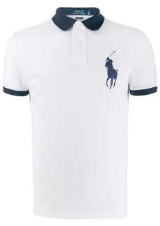 Ralph Lauren Polo Pony embroidered polo shirt