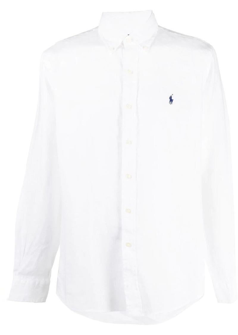 Ralph Lauren Polo Polo Pony linen shirt