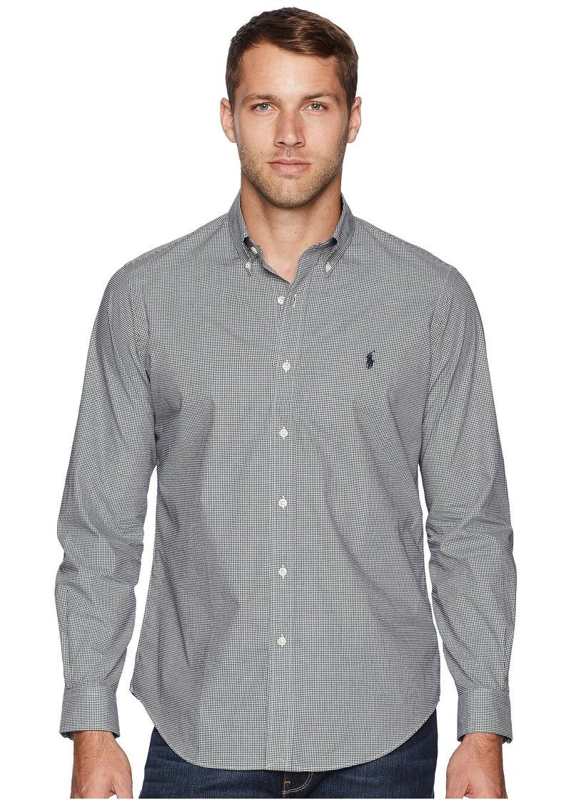 Ralph Lauren Polo Poplin Sport Shirt