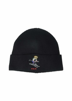 Ralph Lauren Polo PRL Ski Bear Hat