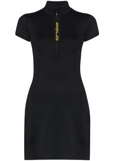 Ralph Lauren: Polo cutout mini dress
