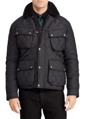 Ralph Lauren Polo Quilted Biker Jacket