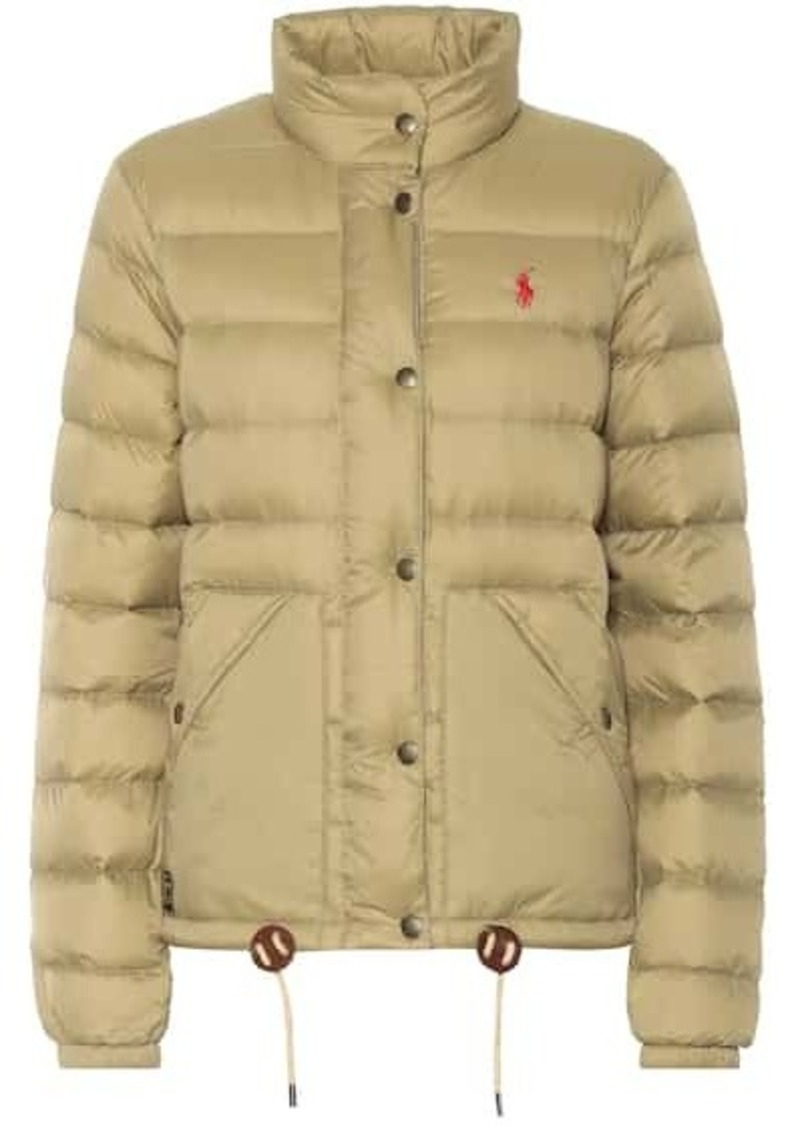 Ralph Lauren: Polo Quilted nylon jacket