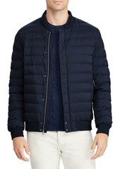 Ralph Lauren Polo Quilted Nylon Varsity Jacket