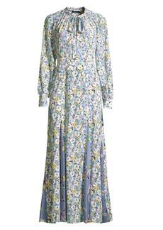Ralph Lauren: Polo Raleigh Floral Long Shirtdress