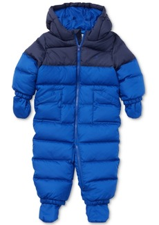 Ralph Lauren: Polo Ralph Lauren Baby Boys Quilted Down Jacket
