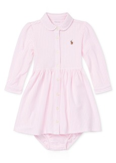 Ralph Lauren: Polo Ralph Lauren Baby Girls Oxford Dress