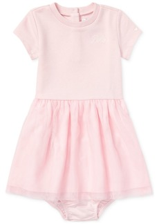 Ralph Lauren: Polo Ralph Lauren Baby Girls Tulle Shirtdress