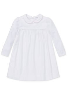 Ralph Lauren: Polo Ralph Lauren Baby Girls Velour Dress