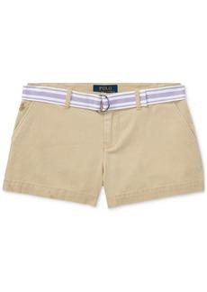 Ralph Lauren: Polo Ralph Lauren Chino Shorts, Big Girls