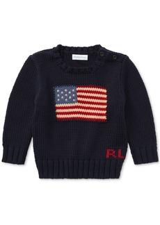 Ralph Lauren: Polo Ralph Lauren Cotton Sweater, Baby Boys
