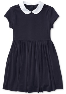 Ralph Lauren: Polo Ralph Lauren Crepe Fit & Flare Dress, Toddler Girls