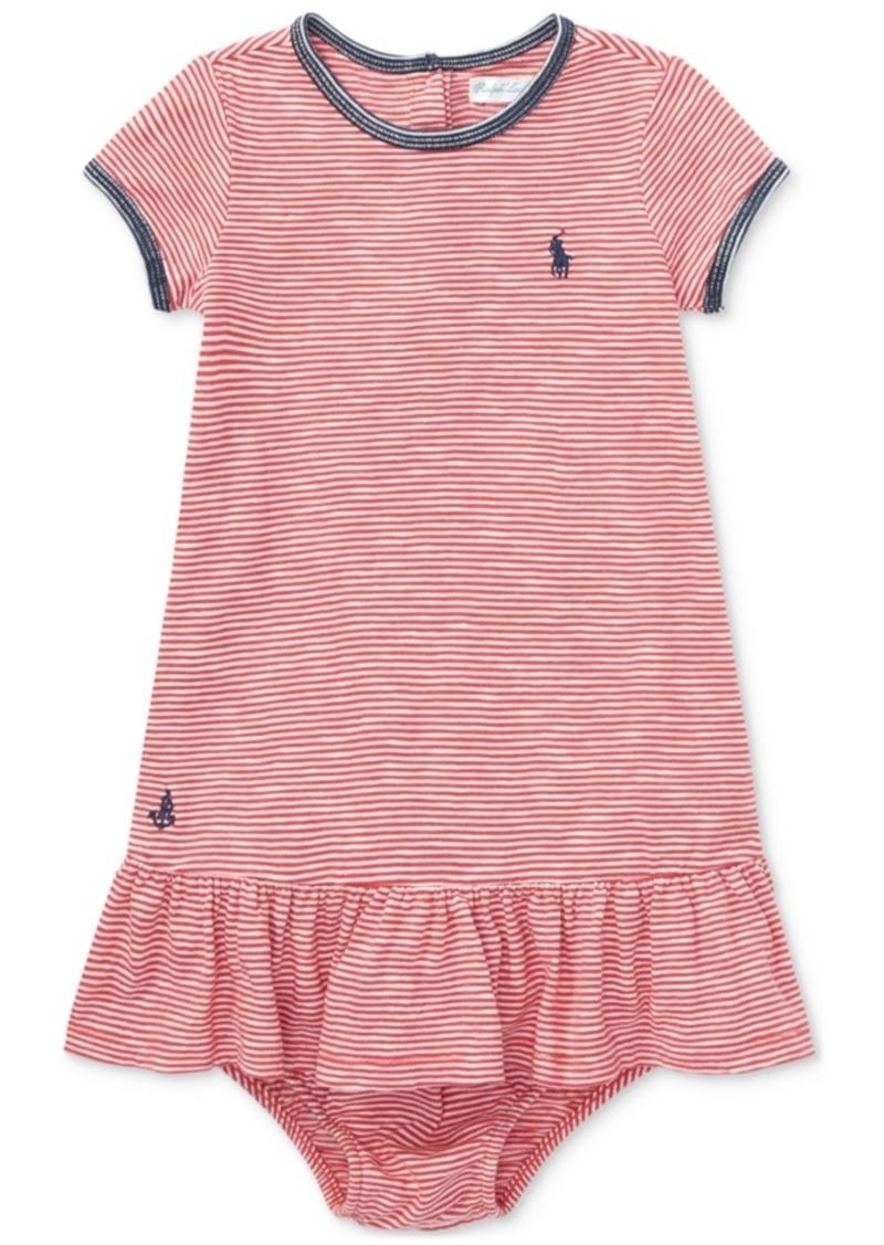 225f7c388bb5 Ralph Lauren  Polo Ralph Lauren Drop-Waist Cotton T-Shirt Dress ...