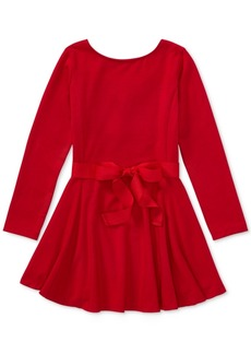 Ralph Lauren: Polo Ralph Lauren Fit & Flare Dress, Little Girls