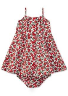 Ralph Lauren: Polo Ralph Lauren Floral Dress, Baby Girls